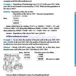 Grade six 6 number worksheets o