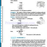 Grade six 6 number worksheets p