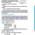 Grade six 6 number worksheets u