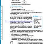 Grade six 6 number worksheets v