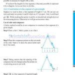 Grade six 6 practical geometry worksheets d