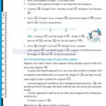 Grade six 6 practical geometry worksheets e