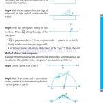 Grade six 6 practical geometry worksheets h
