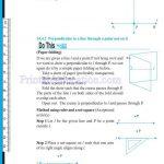 Grade six 6 practical geometry worksheets i