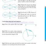 Grade six 6 practical geometry worksheets l