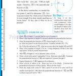 Grade six 6 practical geometry worksheets m