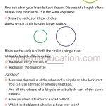 Maths Circle worksheet book for grade four 4 f