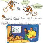 Maths Circle worksheet book for grade four 4 l