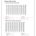 class 3 third worksheet for addition subtraction 31