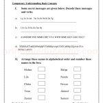 class 3 third worksheet for kids 35