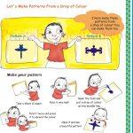 class five 5 symmetry worksheets a