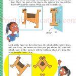 class five 5 symmetry worksheets d