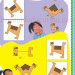 class five 5 symmetry worksheets e