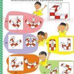 class five 5 symmetry worksheets f