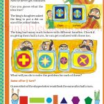 class five 5 symmetry worksheets h