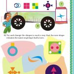 class five 5 symmetry worksheets m