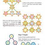 class four 4 pattern worksheet e