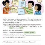 class four 4 pattern worksheet j
