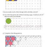 class four 4 pattern worksheet l