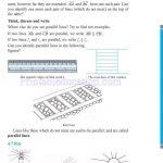 class six 6 basic geometrical ideas e