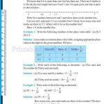 grade six 6 decimals worksheets c