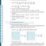 grade six 6 decimals worksheets k
