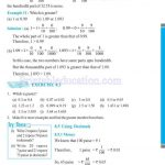 grade six 6 decimals worksheets l