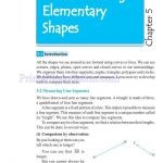 grade six 6 elementary shapes worksheets a