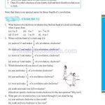 grade six 6 elementary shapes worksheets f
