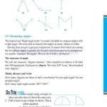 grade six 6 elementary shapes worksheets j