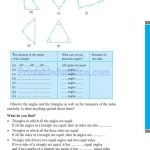 grade six 6 elementary shapes worksheets p