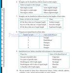 grade six 6 elementary shapes worksheets za