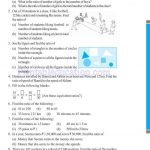 grade six 6 ratio and proportion worksheets h