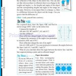 grade six 6 symmetry worksheets j