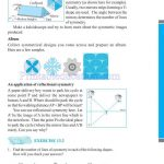 grade six 6 symmetry worksheets k