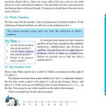 grade six 6 whole numbers worksheets b